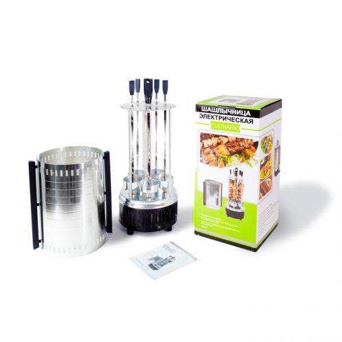 Электрошашлычница Culinario. Вид 5