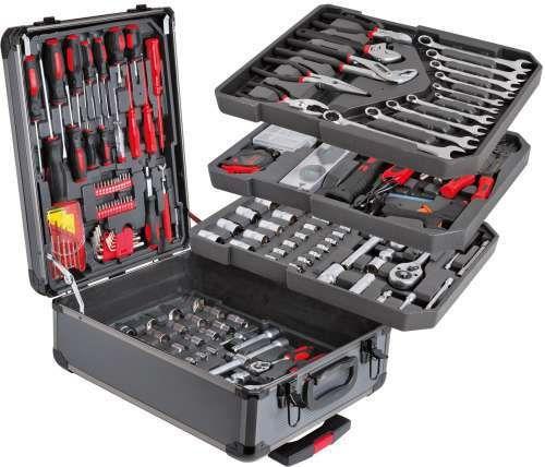 Набор инструментов в чемодане Komfortmax KF-1062. Вид 1