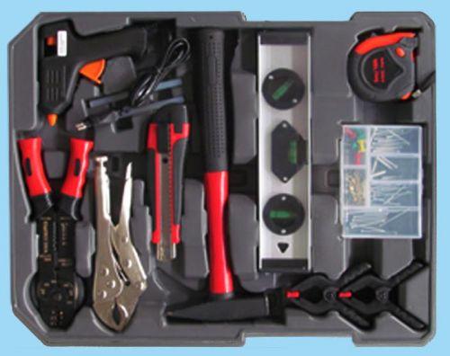 Набор инструментов в чемодане Komfortmax KF-1062. Вид 2