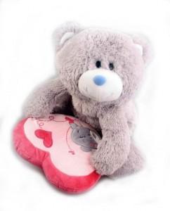 Медведь — лежебока музыкальный 32см. Fluffy Family
