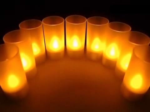 Светодиодная свеча LED Candle. Вид 4