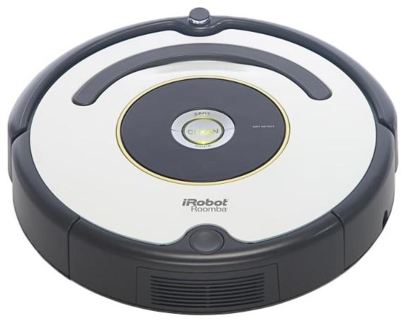 Робот-пылесос iRobot Roomba 620. Вид 2
