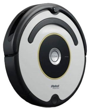 Робот-пылесос iRobot Roomba 620. Вид 3