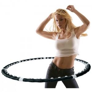 Массажный обруч для похудения - хулахуп. Вид 1