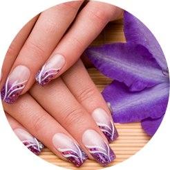 Набор для печати на ногтях в домашних условиях Salon Express. Вид 7