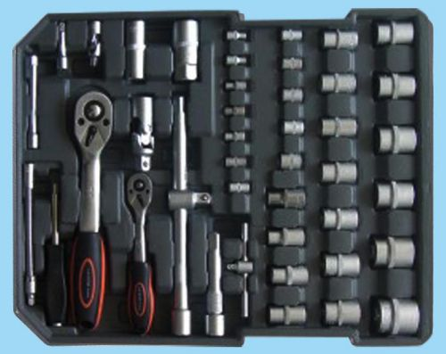 Набор инструментов в чемодане Komfortmax KF-1062. Вид 5