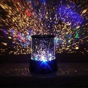 Ночник — проектор звездного неба Star Master. Вид 1