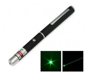 Зеленая лазерная указка 200 mW. Вид 2