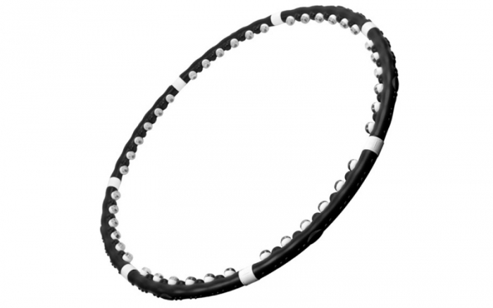 Массажный обруч для похудения - хулахуп. Вид 3