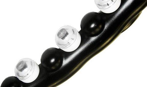 Массажный обруч для похудения - хулахуп. Вид 4